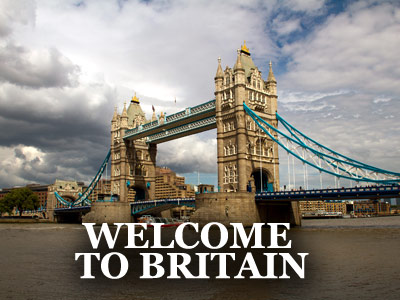 Презентация на тему Welcome to Britain